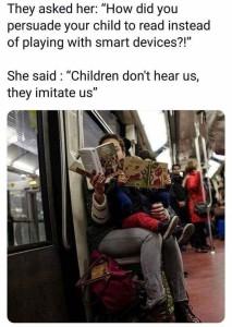 lezend